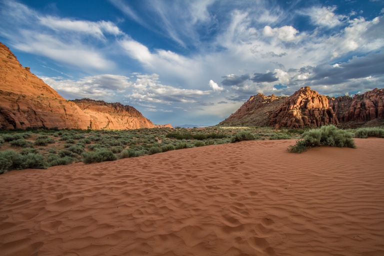 Best Snow Canyon View 2